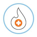 Healing post-burn trauma