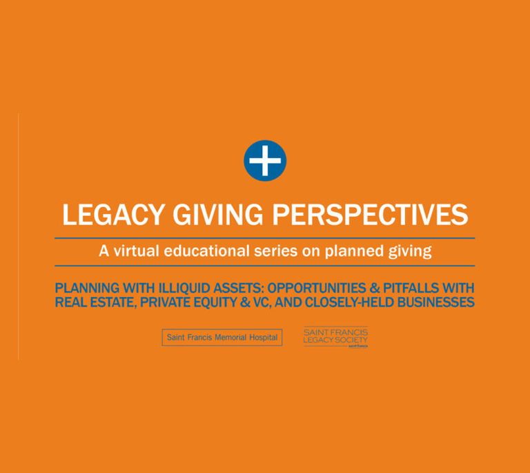 Legacy Giving Perspectives