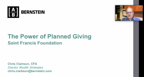 Donors gain tax and financial planning tips from special presentation