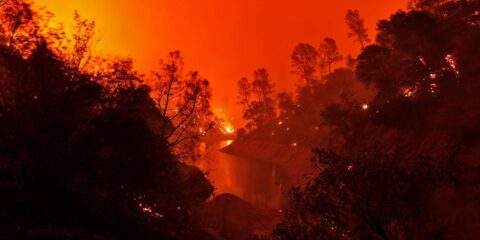 As fires rage, we stand ready to help