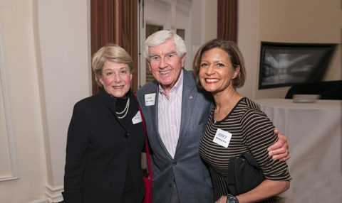 Evening of Conversation and Celebration for President's Circle